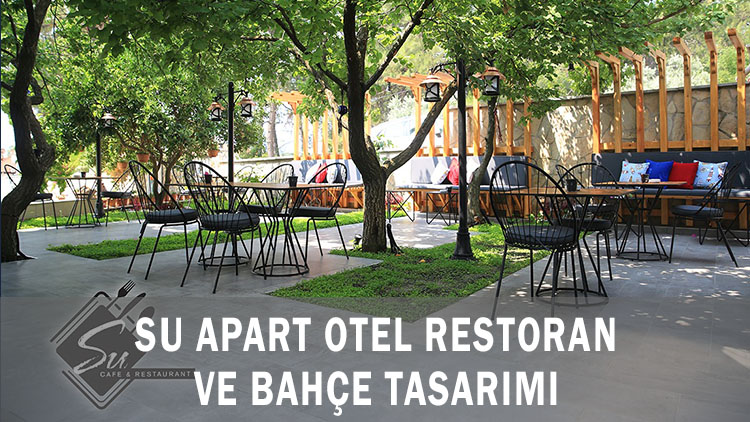 Su Apart Otel Restoran