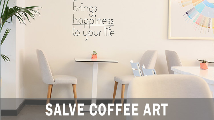 Salve Coffee Art