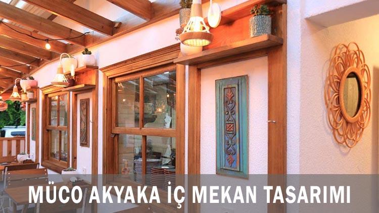 Müco Akyaka İç Mekan Tasarımı